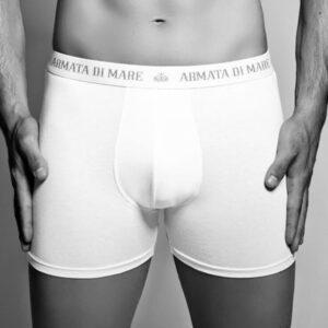 Мъжки памучен боксер дълъг крачол ДЖИТ 104 Армата ди Маре