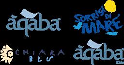 Италианска марка за мъжки бански Акаба